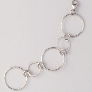 Sterling Silver Circle Extension